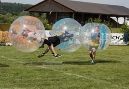 Bubble Soccer in Gleisdorf