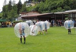 Bubble Soccer Verleih Tirol