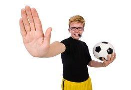 Bubble Soccer Regeln